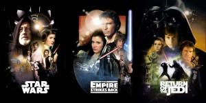 Original Trilogy Cover Art