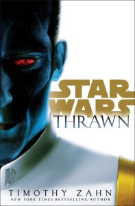 Thrawn Novel Cover